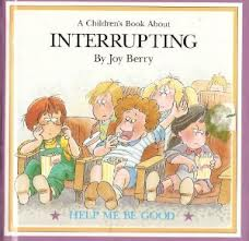 Interupting Joy Berry Book