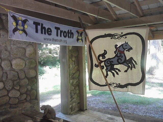 Freehold and Troth Banners
